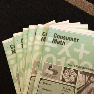 Christian light Consumer math